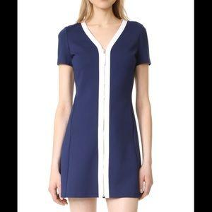Tory Burch Kimberly ZIP Front Dress XS